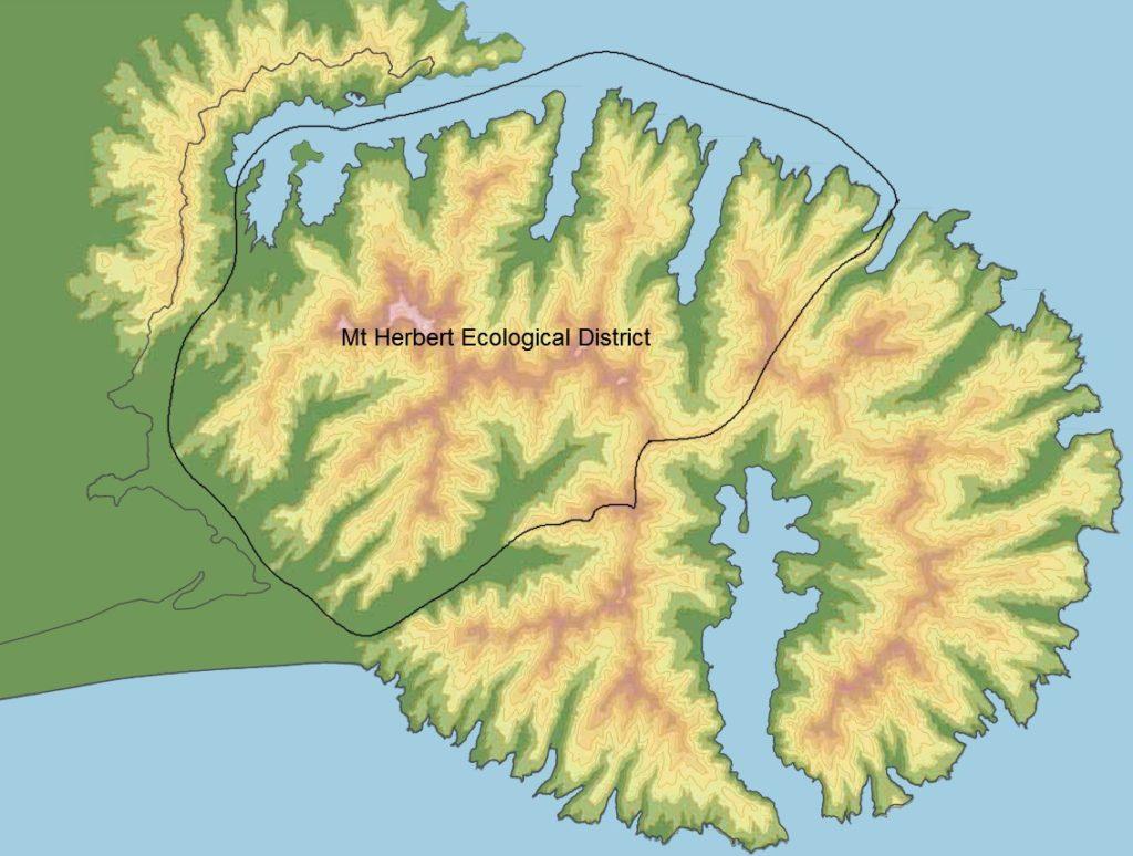 Mt Herbert Ecological District