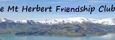 Mount Herbert Friendship Club