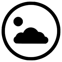 current weather icon for DH website